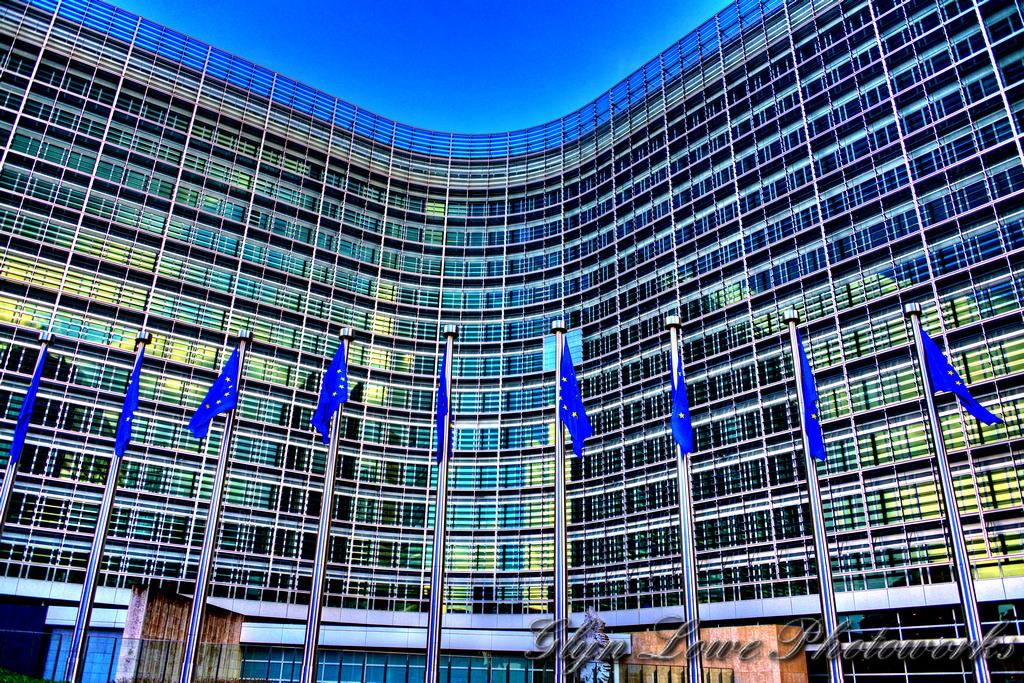 palazzo commissione europea